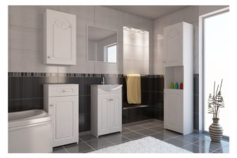 AGATHA - klasyczne meble łazienkowe 10