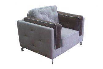 BASTYLIA - fotel glamour 7
