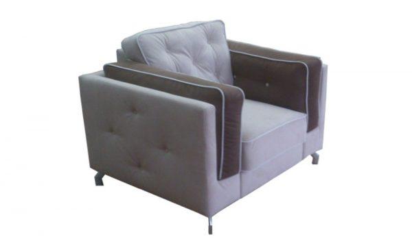 BASTYLIA - fotel glamour 1