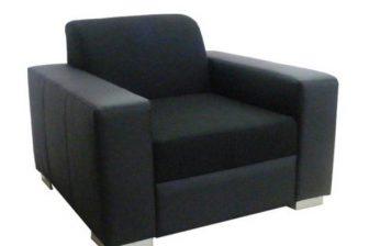 HEKTOR - wygodny fotel nowoczesny 74