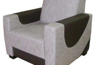 LEON - wygodny fotel do salonu 15
