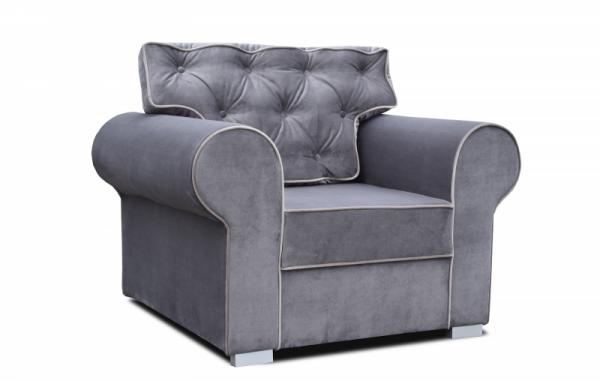 MONTREAL pik - fotel glamour 1