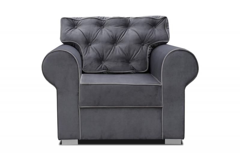 MONTREAL pik - fotel glamour 2