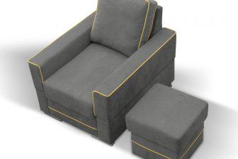 SIMONA B - fotel nowoczesny 42