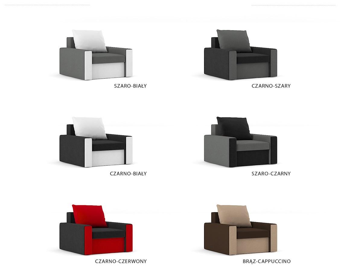 INVERNO - fotel nowoczesny 3