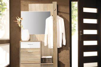 CALIPPO - garderoba z lustrem do przedpokoju 6