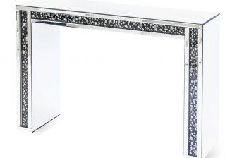 Konsola lustrzana z kryształkami MIRROR 2 9