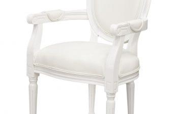 Krzesło w stylu glamour MILORD 2 3
