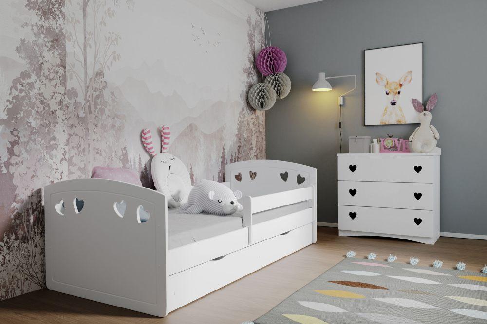 Łóżko dziecięce BABY 180x80 7