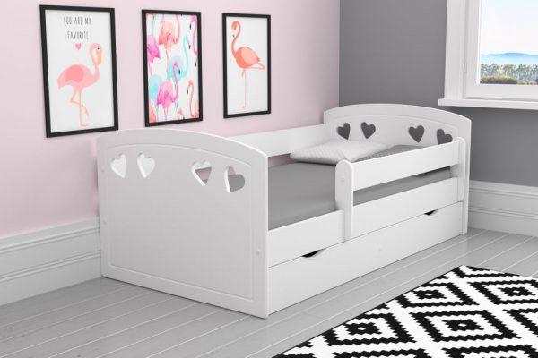 Łóżko dziecięce BABY 180x80 1