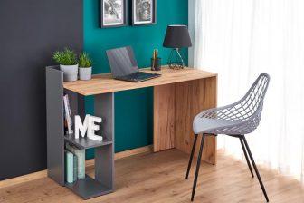 FINO - biurko z półkami różne kolory 4