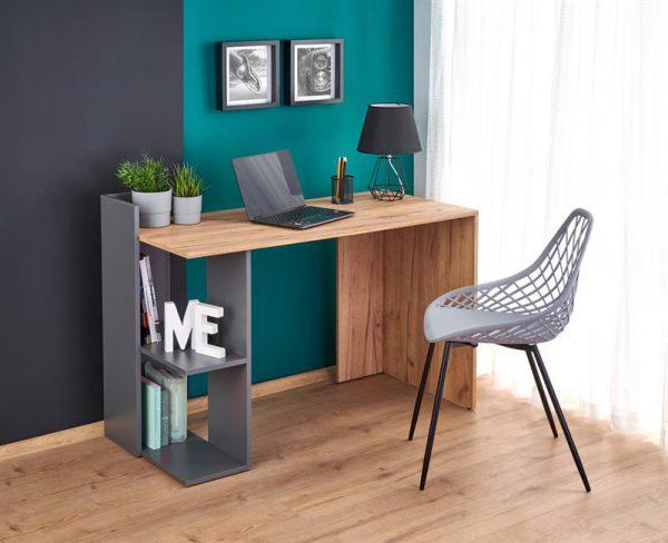 FINO - biurko z półkami różne kolory 1