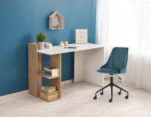 FINO - biurko z półkami różne kolory 3