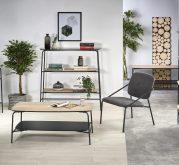 GENUA-KN1 - biurko loftowe - konsola 2