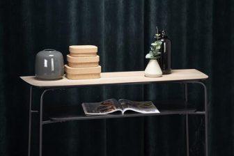 GENUA-KN1 - biurko loftowe - konsola 3
