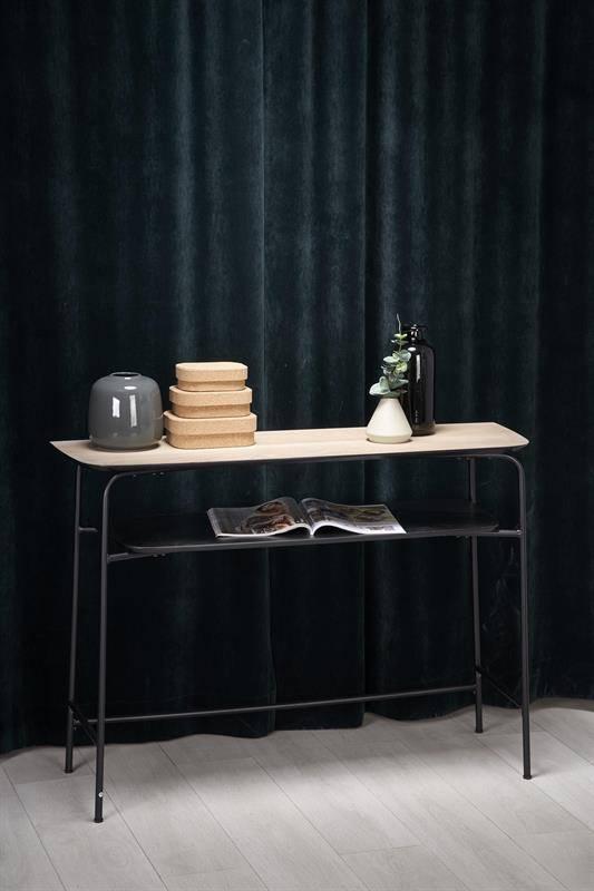 GENUA-KN1 - biurko loftowe - konsola 1