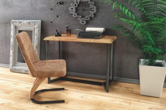 KN3 - biurko industrialne - konsola 6