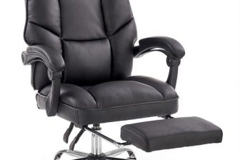 ALVIN - fotel gabinetowy 10