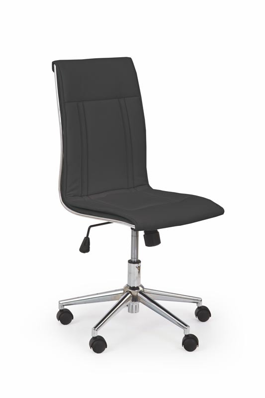 PORTO - fotel obrotowy czarny 17