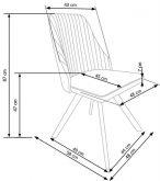 K206 krzesło 4