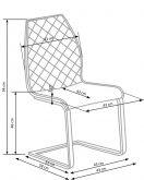 Krzesło K265 9
