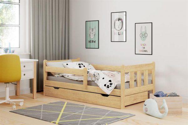 Łóżko MIRELLA sosna 1