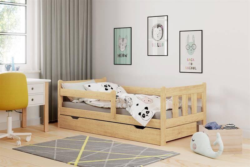 Łóżko MIRELLA sosna 2