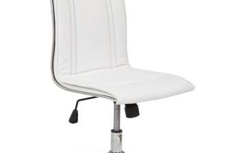 PORTO - fotel obrotowy biały 11