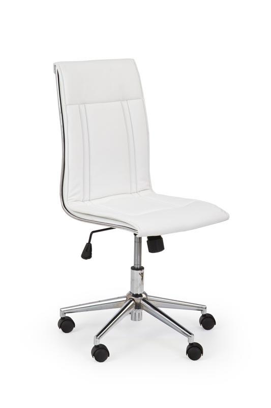 PORTO - fotel obrotowy biały 10