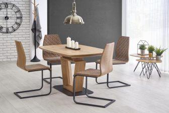 BLACKY - stół rozkładany 15
