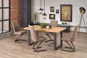 PEREZ - stół industrialny rozkładany 7