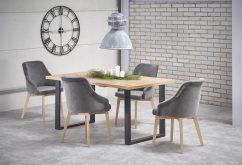 VENOM - stół industrialny rozkładany 135/185 2