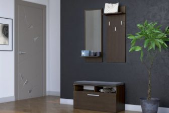 ELVIRA - garderoba z siedziskiem różne kolory 12