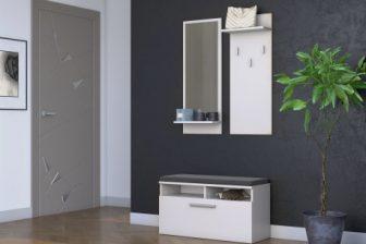 ELVIRA - garderoba z siedziskiem różne kolory 14