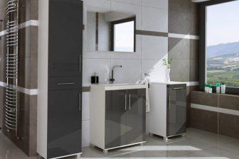 AMORE - meble łazienkowe komplet różne kolory 11