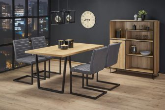 ULRICH - stół industrialny 5