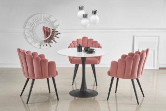 K410 - wygodny fotel krzesło MUSZELKA - 3 KOLORY 10