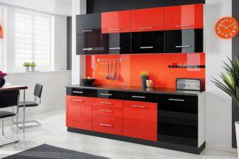 BIANCA - meble kuchenne pod zabudowę różne kolory 2,4m 87