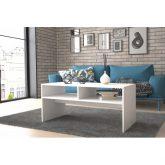 APRIL - ława stolik kawowy z półkami - kolory 2
