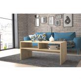 APRIL - ława stolik kawowy z półkami - kolory 4