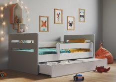 Łóżko łóżeczko dziecięce BUBU 180x80 różne kolory 3
