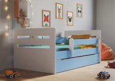 Łóżko łóżeczko dziecięce BUBU 180x80 różne kolory 4