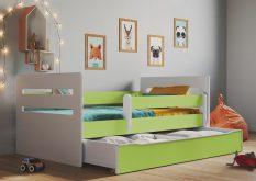 Łóżko łóżeczko dziecięce BUBU 180x80 różne kolory 6