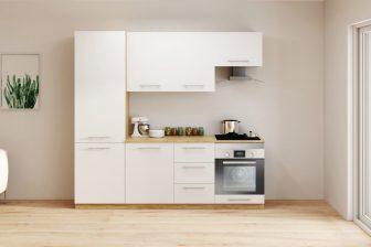FRESH - zestaw mebli kuchennych z blatem 2,2m lub na wymiar 43