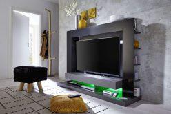 TANGENS 170 - szafka RTV stolik RTV - różne kolory połysk 4
