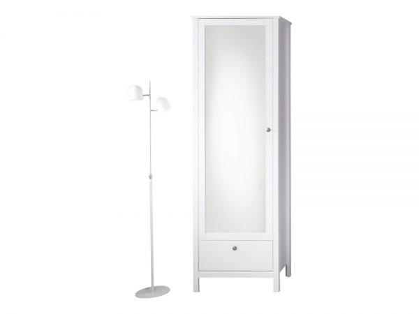 OTTON - szafa z lustrem drzwi pojedyncze 1