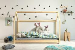 Łóżko łóżeczko dziecięce DOMEK 200x90 3