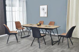 COLOMBO - stół industrialny rozkładany 160-210 cm WYSYŁKA PO 28.02.2021 20
