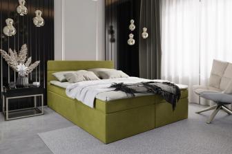 PERU 150 - łóżko kontynentalne z opcją wyboru koloru 1