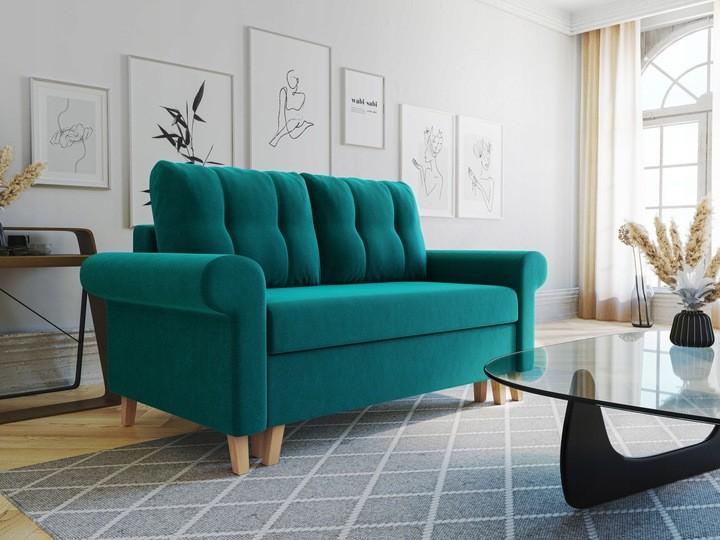 GLAMOUR 5 - sofa rozkładana dwuosobowa - szybka realizacja 2